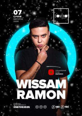 ► 07 СІЧНЯ ► WISSAM RAMON ►